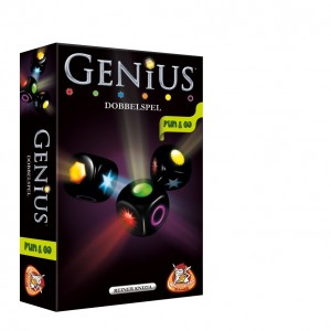 Genius - Dobbelspel - Fun & Go